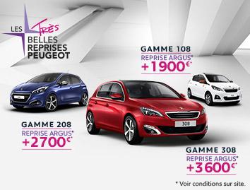 Peugeot toulouse mirail