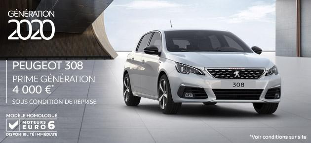 Garage Marchand Garage Et Concessionnaire Peugeot à